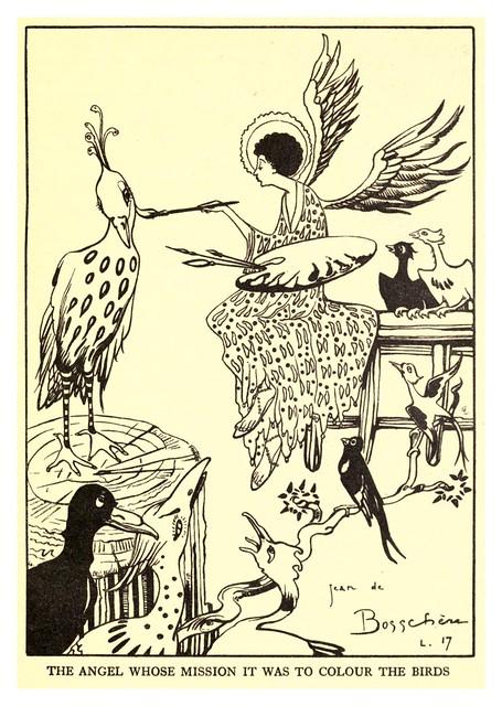 003-Folk tales of Flanders (1918)- Jean de Boschère