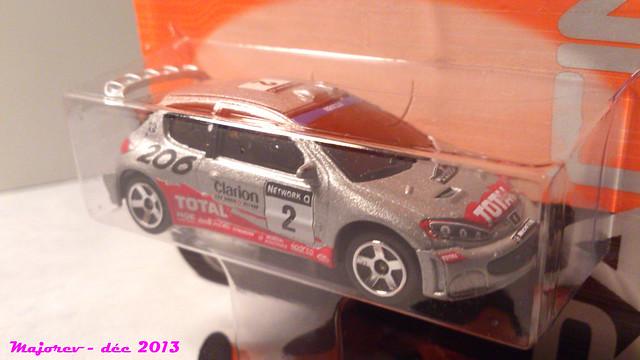 N°205B - Peugeot 206 WRC 15803943465_1fdd58c787_z