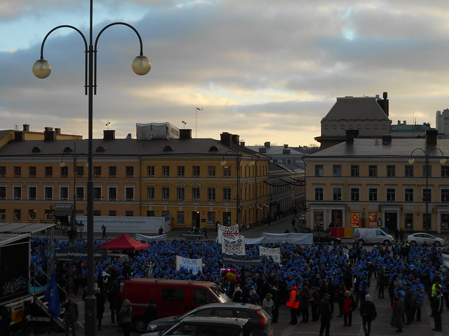 Mielenosoitus 19.11.2014 - Kuva 7