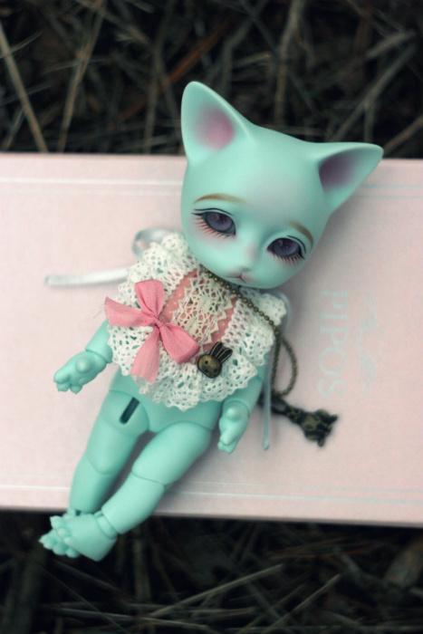 Minty kitty IV