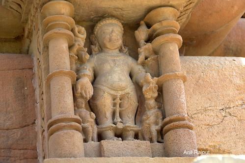 Vamana Temple of Love Khajuraho Madhya Pradesh