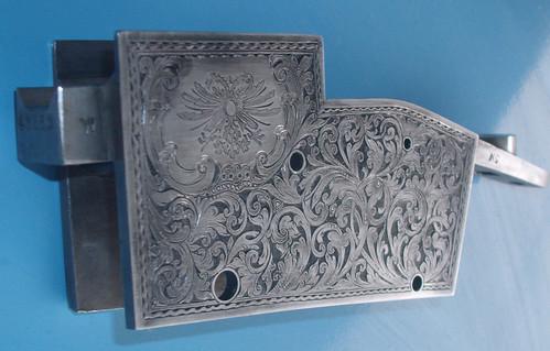Engraved Dropping Block
