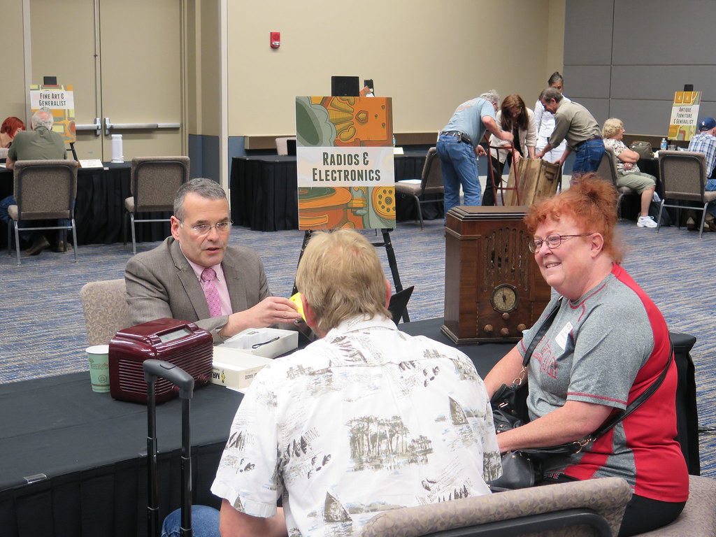 KCPT Antiques Appraisal Fair