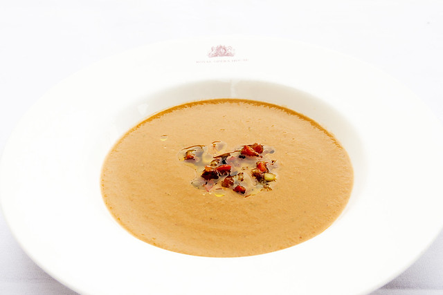 Lobster Bisque © ROH 2016. Photograph by ROH Restaurants