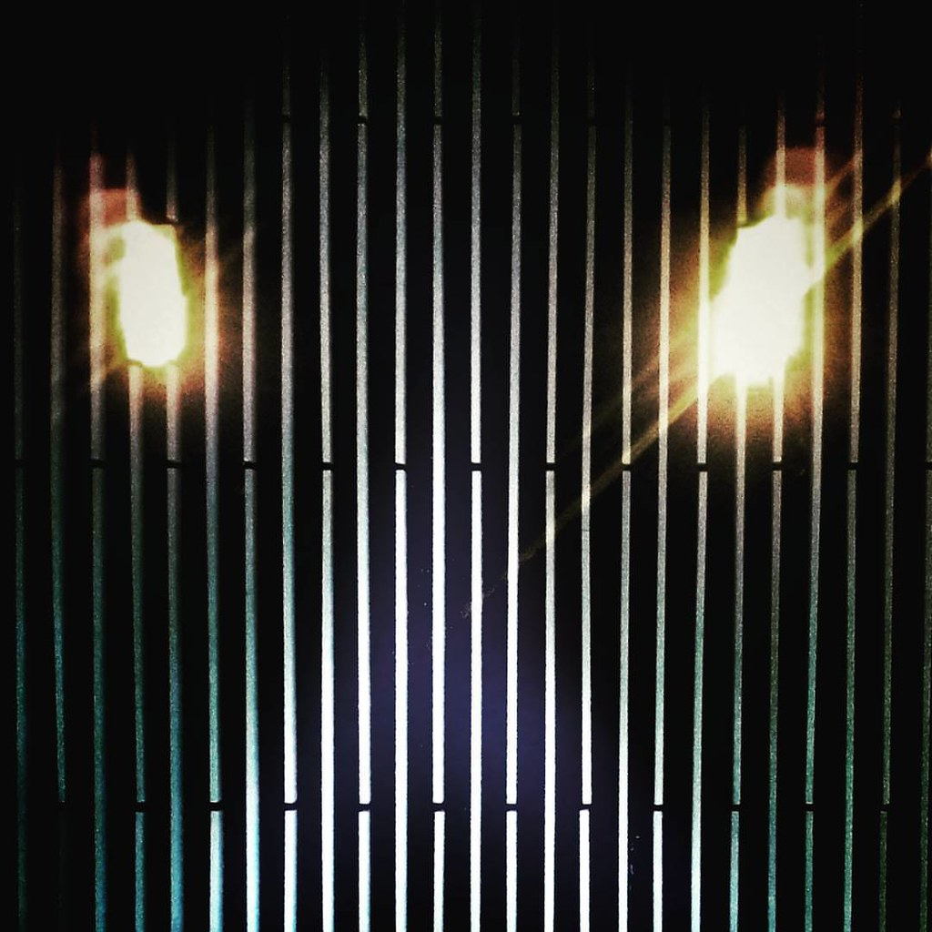 Lines, lights (with a scary look on the face)   #lines #light #Black #abstract #abstraction #abstractart #minimalism #minimalmood #minimal #minimalist #geometry #geometric #geometria #modern #contrast #scary #halloween #igers #igersitalia #photooftheday #