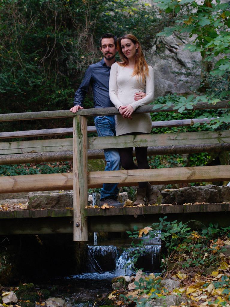 related image - Shooting Laetitia et Kévin - Parc de Saint Pons - Gémenos -2016-11-01- P1600017