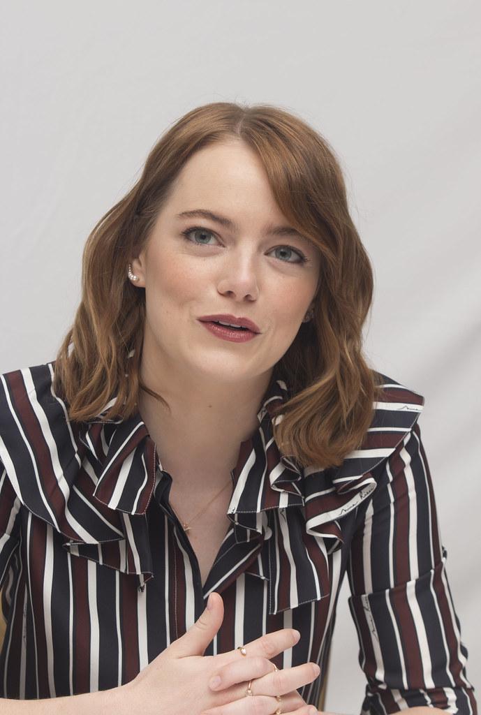 Эмма Стоун — Пресс-конференция «Ла-Ла Ленд» на «TIFF» 2016 – 44