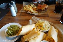 Cheddars Restaurant Food 11-17-16