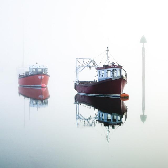 Luv'in the Mist, Pentax K-3 II