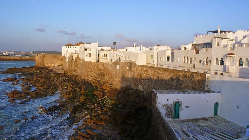 Arcila Marruecos
