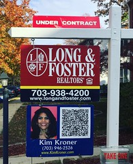 My Foreclosure Listing Under Contract  multiple offers received. #realestateagent #foreclosure#princewilliamcountyva #woodbridgeva #longandfoster #longandfosterva #realtor #townhomeforsale #listingagent #realestatemarket   Kim Kroner (703) 946-2526 Kim@Ki