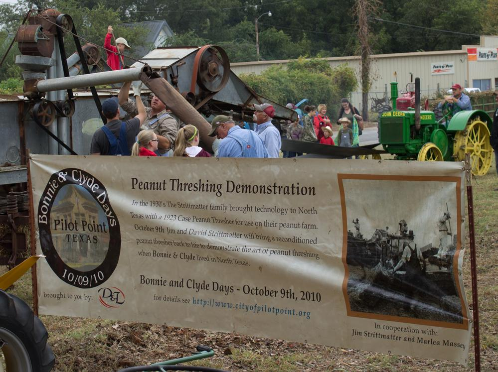 Threshing Sign
