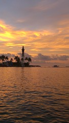 Florida Scene Sunset #sun #clouds #skylovers #sky #nature #beautifulinnature #naturalbeauty Photography Landscape [ at Hillsboro Inlet Lighthouse
