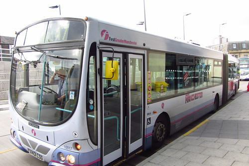 First Greater Manchester X401 CSG, Rochdale Interchange