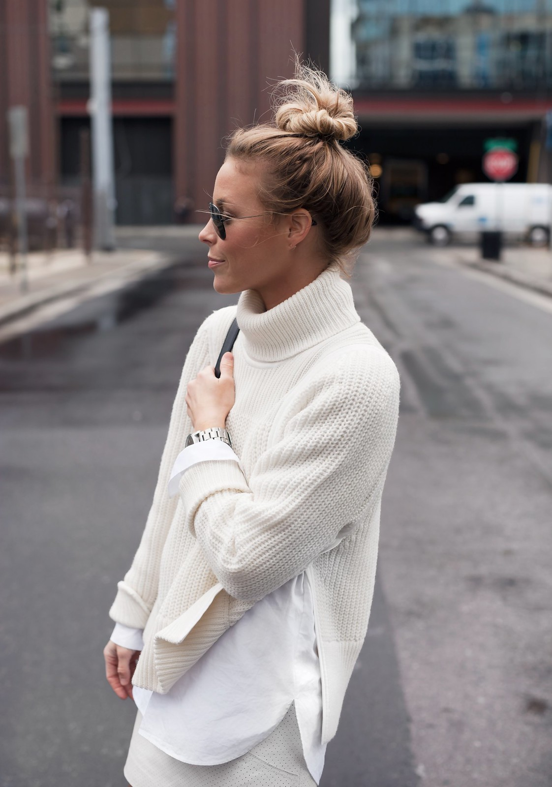 helmut lang knit