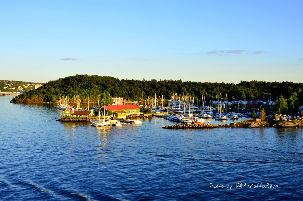 Viaje en Ferry de Oslo a Frederikshavn XI