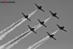 Patrulla Aguila - CASA C-101EB Aviojet - Fairford RIAT 2006 - Steven Gray - CRW_1200