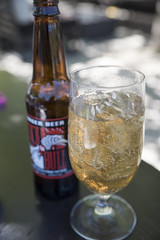 Ginger Beer, Solbar, Calistoga