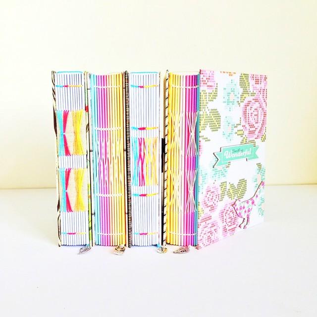 Ameliawrites-Rachel Lim-Hand-stitch Journal