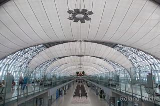 Bangkok - Suvarnabhumi Airport