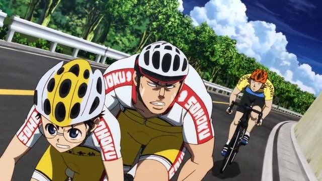 Yowamushi Pedal ep 33 - image 10