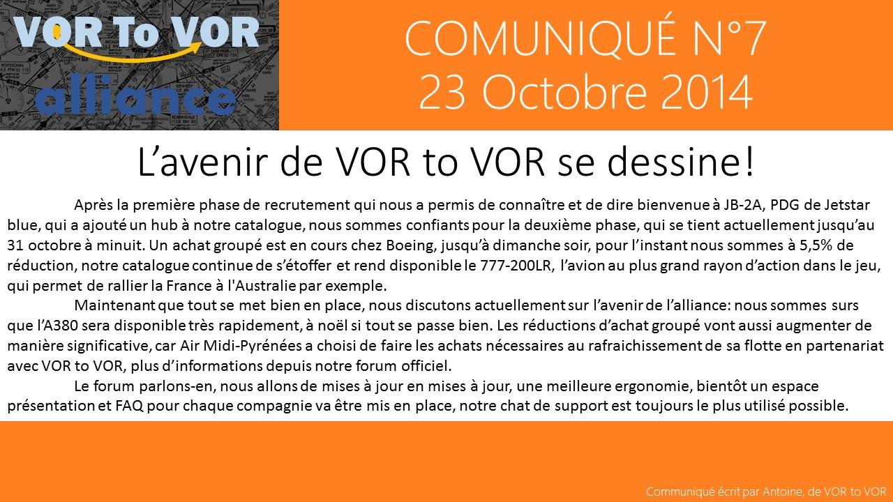 communiqué n°7 - 23 Octobre 2014 14988657753_eebfce0cd9_o
