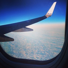 W is for... Window view on @AmericanAir yesterday DCA --> ORD
