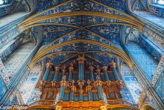Catedral de Santa Cecilia, Albi