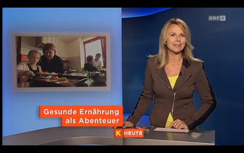 Kinder-Kochbuch ORF Kärnten Heute
