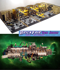 BrickFair Somerset NJ MOCs