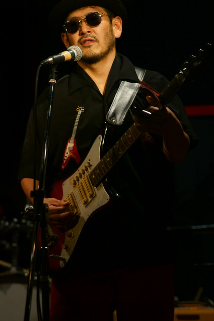 blues live at Blue Heat, Tokyo, 24 Oct 2014. 037