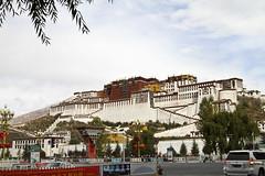 Lhasa - Potala Palace - 2