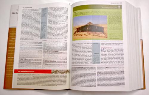 NKJV Study Bible 1