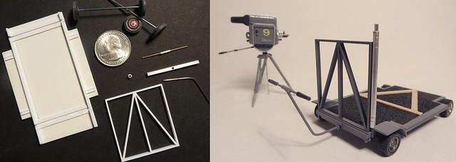 Building a Camera Dolly