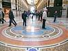 Milan, Italie:  Galleria Vittorio Emmanuele II, construite par l'architecte Giuseppe Mengoni de 1867 à 1878,  inaugurée le 1er janvier 1878 par le roi Victor-Emmanuel II d'Italie.