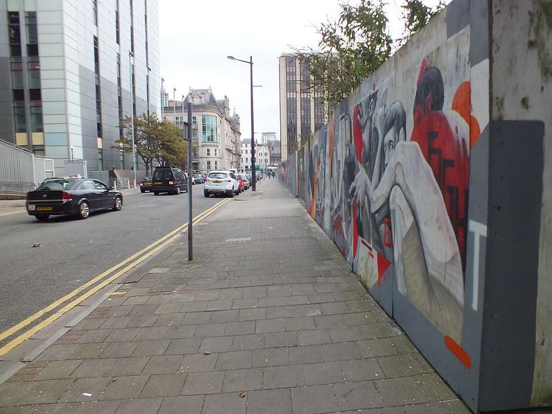 Empty Walls 2014: Street Jam