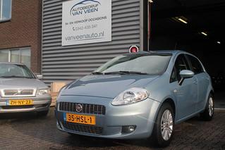 Fiat Grande Punto - 1.4 16V Edizione Lusso