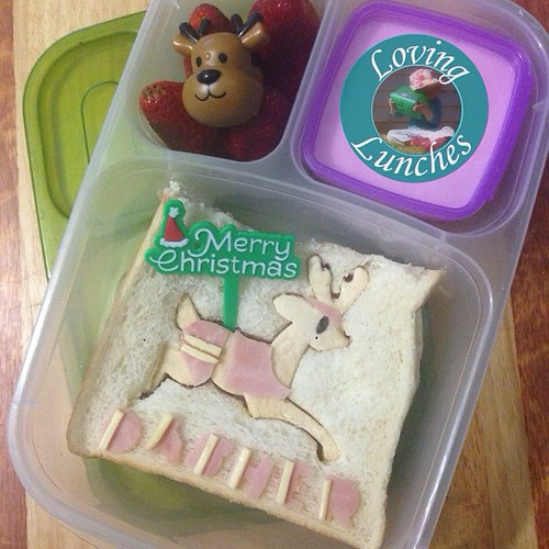 Loving the first of a series… it's not too early is it? #Christmas #funfood #funwithfood