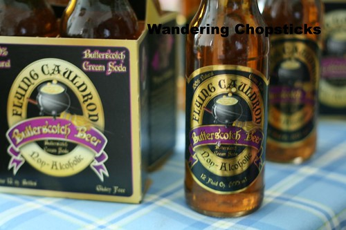 Flying Cauldron Butterscotch Beer 4