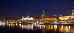 2014-10-16 10-20 Dresden 089 Kunsthalle, Lipsius Bau, Frauenkirche
