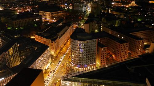 Stresemannstraße und Niederkirchnerstraße