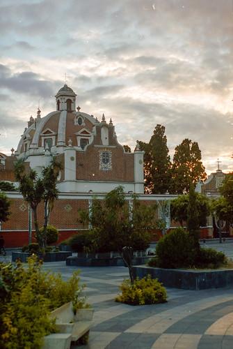 Iglesia de xixitla