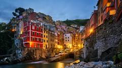 Riomaggiore – Cinque Terre – Italy
