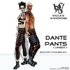 Wicca's Wardrobe - Dante Pants [Group Gift November] Vendor
