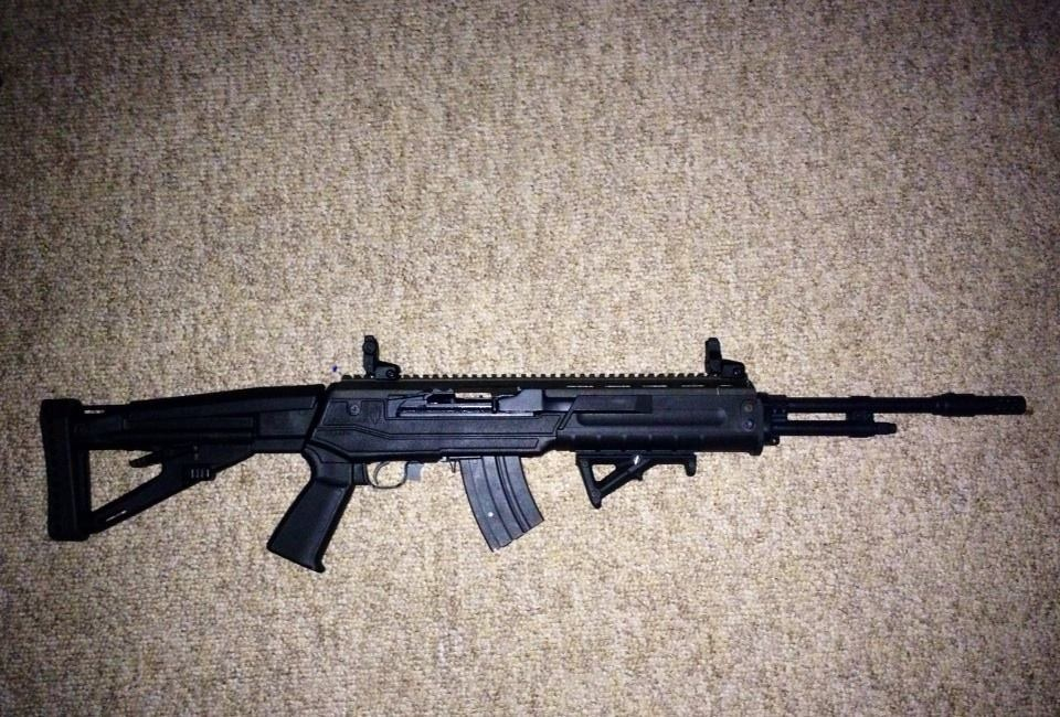 Buell Forum: #19, ends 11/17: ProMag Archangel Sparta Stock Ruger