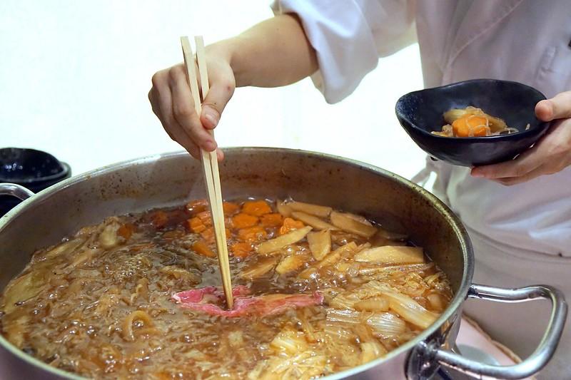 Kampachi Japanese restaurant - KANPAI! With Sake Masters -016