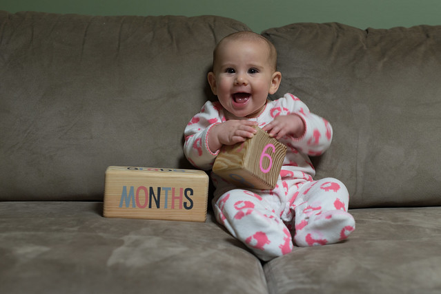6 months Mary-6