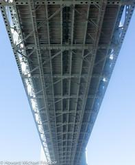 Verrazano-Narrows Bridge underside