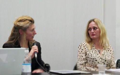 Barbara De Ponti e Una Szeemann