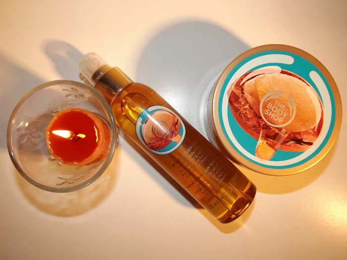 The Body Shop Wild Argan Oil Range